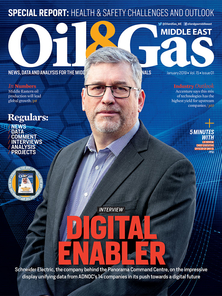Oil & Gas Middle East - January 2019