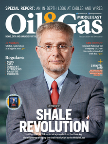 Oil & Gas Middle East - February 2019