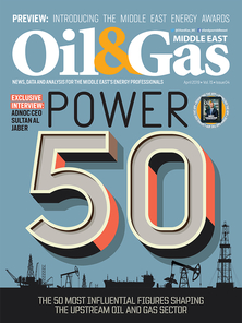 Oil & Gas Middle East - April 2019