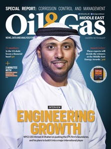 Oil & Gas Middle East - July 2019