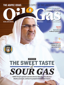 Oil & Gas Middle East - November 2019