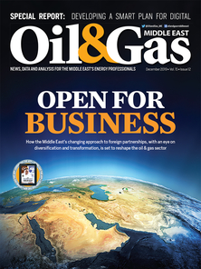 Oil & Gas Middle East - December 2019