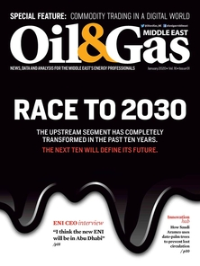 Oil & Gas Middle East - January 2020