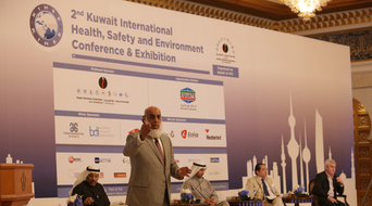 Equate Petrochemical supports industrial HSE event