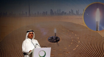 DEWA looks to renewables to replace natural gas