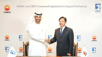 ADNOC, CNPC sign framework agreement to expand cooperation
