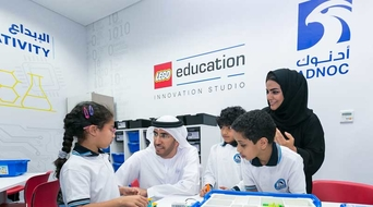 Over 6,000 students to benefit from ADNOC's STEM collaboration with LEGO Education