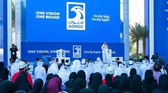 ADNOC unveils common brand identity across group companies