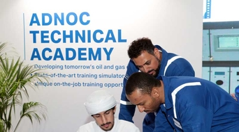 ADNOC Technical Academy reinforces commitment to Emiratis at careers fair