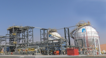 Expansion to boost Al Hosn sour gas plant capacity