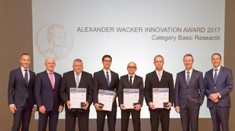 Wacker honours researchers for pioneering innovative heat-transfer medium