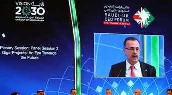 Aramco participates in UK-Saudi CEO Forum; signs six commercial contracts, MoUs