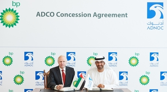 ADNOC awards 10% stake in ADCO concession to BP