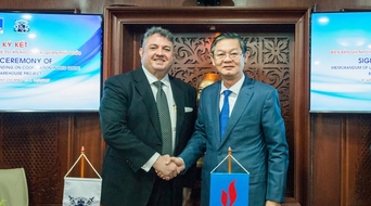 Baron Point Petroleum, PetroVietnam Oil Corporation create JV to build Bonded Terminal System
