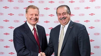 Dow, DuPont union gets conditional Chinese consent