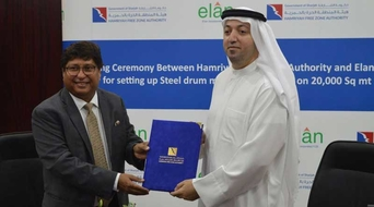 Elan to set up $10mn facility in Hamriyah to produce packaging solutions for petrochemical industry