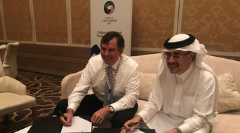 Emerson, Saudi Aramco sign collaboration deal on digitisation