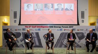 Gallery: Intense debates at the UAE Energy Forum