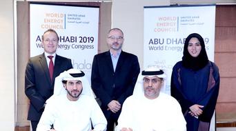 Etihad to support 2019 World Energy Congress