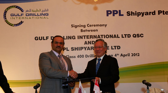 Gulf Drilling International orders new jack up rig