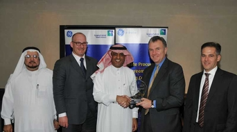 GE Saudi Arabia gets recognition from parent group