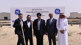 GE Oil & Gas breaks ground on Dammam facility