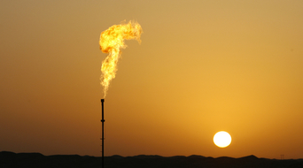Total signs up to zero flaring initiative