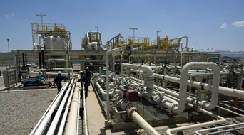 Gas begins flowing from Oxy Oman's Block 62