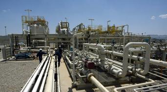 Production at Kashagan may not restart until 2015