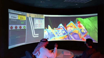 Aramco team wins innovation awards at engineering geophysics conference in the UAE
