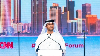 Increasing energy demand can only be met by diversified energy mix, says ADNOC Group CEO