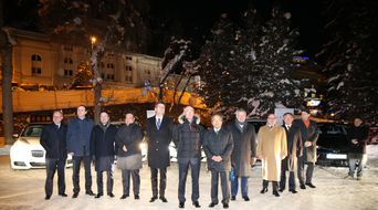 Industry leaders launch Hydrogen Council in Davos