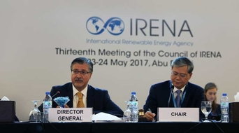 IRENA's 13th council meeting opens in Abu Dhabi