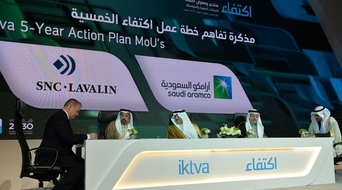 SNC-Lavalin, Saudi Aramco sign MoU boosting in-country opportunities