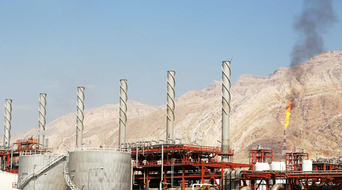 Iran's oil and gas exports reach 2.7mn bpd in July