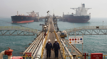 Iraq boosts oil sales to China, US, India