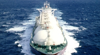 LATEST: LNG tanker fired upon exiting Gulf waters