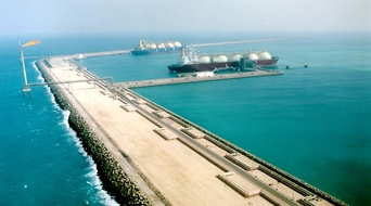 South Hook LNG Terminal gets first LNG from RasGas