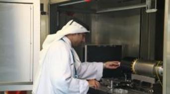 Maersk Oil uses nanaCT scanner in Al Shaheen