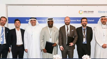 Masdar, Statoil join forces to explore potential of battery storage solution