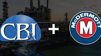 McDermott, CB&I to combine in transaction valued at $6bn