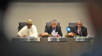 Saudi won't cut output unless others follow