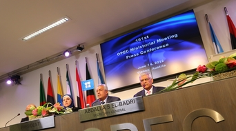 OPEC/non-OPEC meeting on December 10 in Vienna