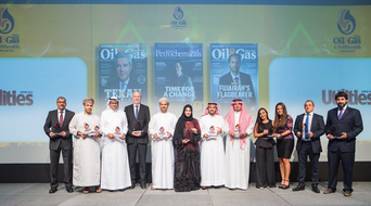 O&G Awards 2016: Industry winners dazzle Abu Dhabi