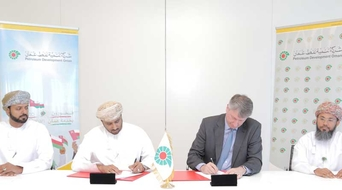 PDO inks agreements with super local community contractors