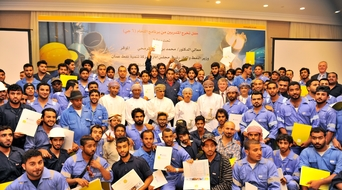 195 PDO-trained Omani youth get welding jobs