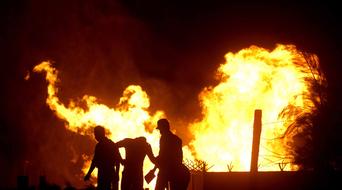 Explosion hits Shah Deniz gas pipeline in Turkey
