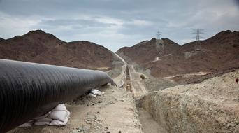 Basic engineering of Iran-Oman gas pipeline starts