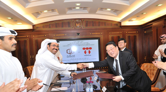 TEPCO signs 1m tonnes per year deal with Qatargas