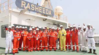 Qatargas completes gas fuel trials on LNG ship